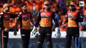 IPL 2019 Sunrisers Hyderabad beat Kolkata Knight Riders by nine wickets [Video]