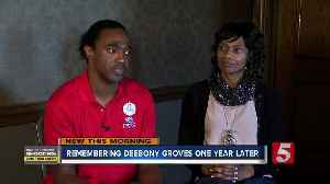 Remembering DeEbony Groves one year after mass shooting at Waffle House [Video]