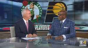 News video: Sports Final: Celtics Gained Loads Of Confidence In First-Round Sweep Of Pacers