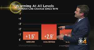 Colorado Among The Nation's Fastest-Warming States [Video]