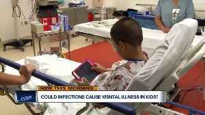 Infection: A Mental Risk for Kids? [Video]