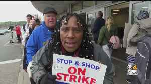 Stop & Shop Employees Return To Work After Strike Ends [Video]