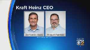 Kraft Heinz CEO Stepping Down, Patricio Named Successor
