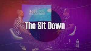 The Sit Down: Miles Sanders [Video]