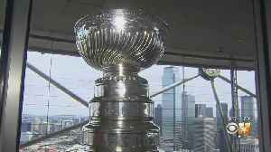 CBS 11 Talks With The Keeper Of The Stanley Cup [Video]