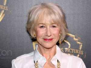 Dame Helen Mirren thinks make-up gives her confidence [Video]