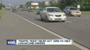 Proposed legislation would give you a break on traffic ticket payments [Video]