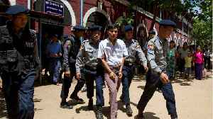 Myanmar's Top Court to Rule On Jailed Reuters Journalists' Appeal [Video]