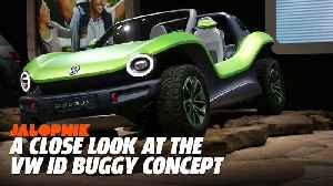 A Close Look at the VW ID Buggy Concept [Video]