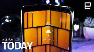 Samsung is reportedly delaying the Galaxy Fold due to display issues [Video]