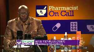 Pharmacist on Call 2nd Edition April 2019 p2 [Video]