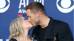 'Bachelor' Couple Colton And Cassie Are Taking It Slow [Video]