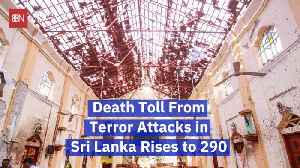 The Sri Lanka Terror Attack Was Horrifying [Video]