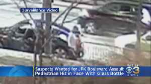 Suspects Wanted For JFK Boulevard Assault [Video]