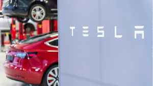 Tesla Shares Decline As Stock Is Downgraded [Video]