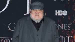 George R. R. Martin Speaks 'Game' Series Ending [Video]