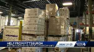 Help from Pittsburgh: Brother's Brother collecting donations for Sri Lanka [Video]