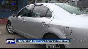 BuDDies 2C gets you and your car home [Video]