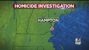Man's Death In Hampton Ruled Homicide [Video]
