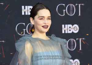 Emilia Clarke Says 'Game of Thrones' Gave Her Confidence [Video]