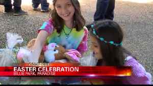 Easter at Bille Park in Paradise [Video]