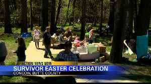 Easter gathering at Crain Park in Concow [Video]