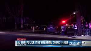 Two hospitalized after Austin shooting [Video]