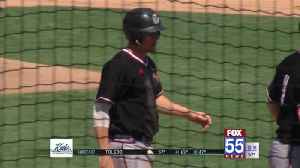 'Dons Drop Doubleheader Against Omaha [Video]