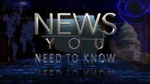 News you need to know 04 22 19 [Video]