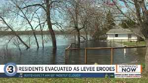 Flooding along the Wisconsin River [Video]