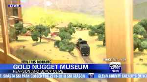 Interview with docent supervisor of Gold Nugget Museum [Video]