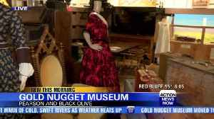 Interview with board of directors president for the Gold Nugget Museum [Video]