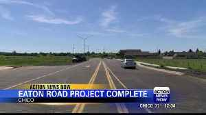Eaton Road extension project completed [Video]