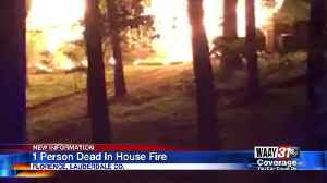 Deadly Florence House Fire [Video]