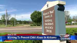 Working to prevent child abuse in Alabama [Video]