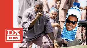 Kanye West Debuts New Song 'Water' At Coachella Sunday Service [Video]