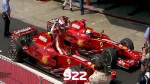 Ferrari tribute to Race number 1000 [Video]