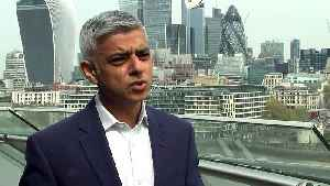 Khan: Climate protest has been hugely disruptive to London [Video]