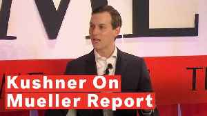 'Couple of Facebook Ads': Jared Kushner Downplays Russian Interference As He Blasts Investigations [Video]
