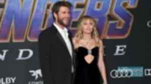 Miley Cyrus & Husband Liam Hemsworth Were All Smiles at 'Avengers: Endgame' Red Carpet Premiere | Billboard News [Video]