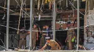 Islamic State Claims Responsibility For Sri Lanka Bombings [Video]