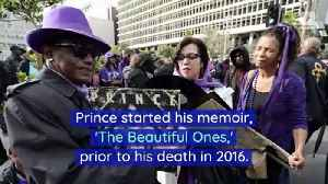 Prince's Unfinished Memoir to Be Released [Video]