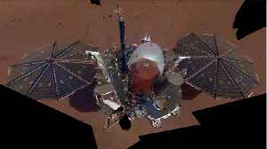 InSight Lander Detects Quake On Mars [Video]