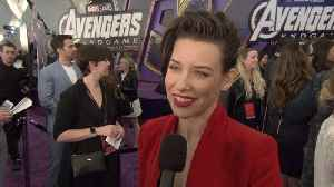 'Avengers: Endgame' Premiere: The Wasp-Evangeline Lilly [Video]