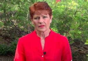 News video: One Nation's Hanson Slams Shorten for 'Soft' Sri Lanka Response