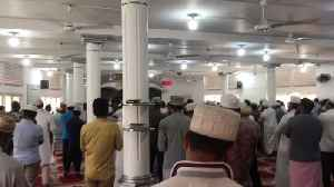 Funeral Held at Mosque For Victim of St Sebastian's Church Bombing as Sri Lanka Observes National Day of Mourning [Video]
