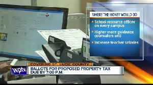 Tuesday is the deadline for ballots in St. Lucie County school referendum [Video]
