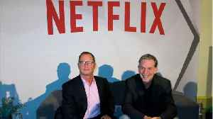 Netflix CEO Reed Hastings Made Over $36 Million [Video]