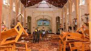 Islamic State Claims Sri Lankan Bombings [Video]