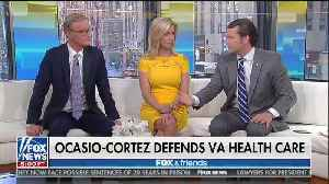 Pete Hegseth unloads on Ocasio-Cortez for 'mindless' take on VA [Video]